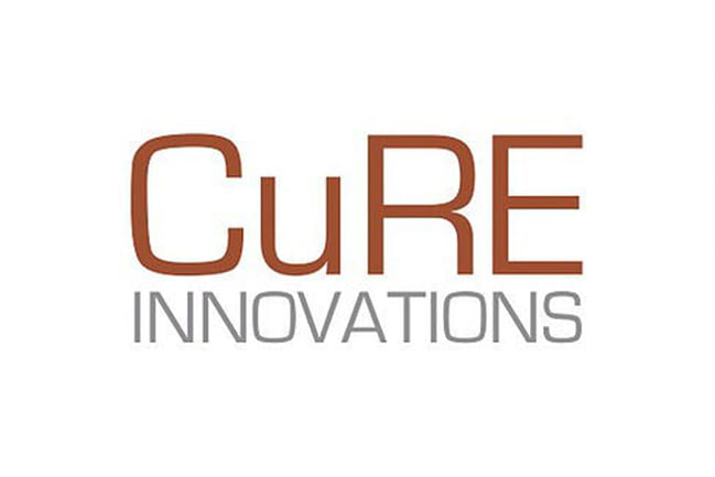 CuRE Innovations logo