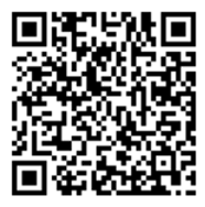 QR code. Takes user to Redcap promotional survey about evaluating different health and wellness categories