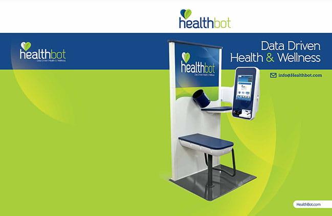 Health bot machine