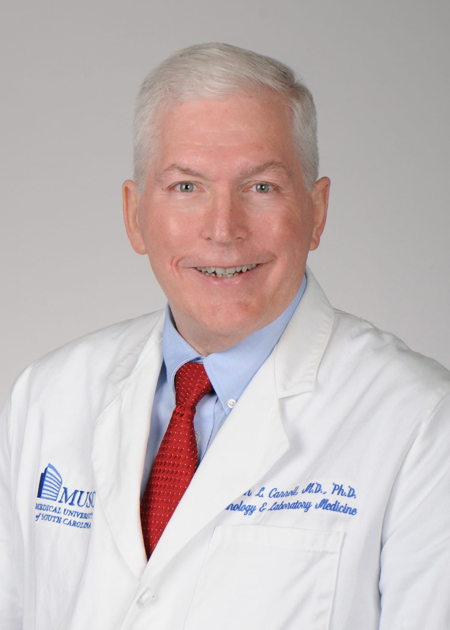 Photo of Dr. Carroll