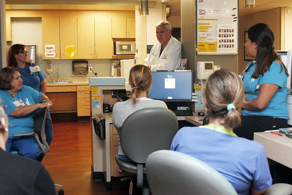 Tallying up Florence's impact on MUSC Health | MUSC
