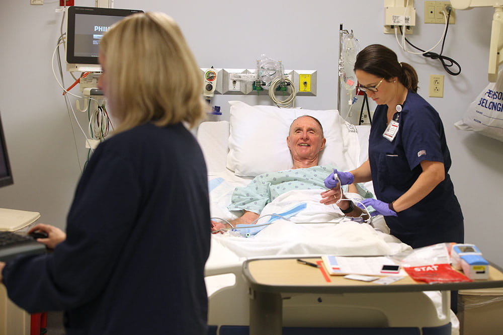 MUSC Health second in world to use new heart system | MUSC
