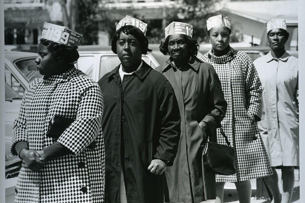 Events mark 50th anniversary of Charleston hospital workers strike
